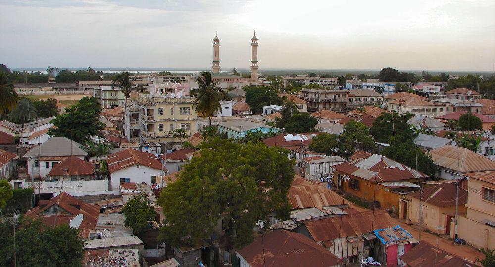 Metropole Gambie Banjul