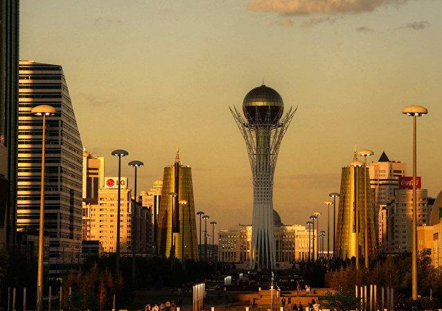 Astana. Kazachstán