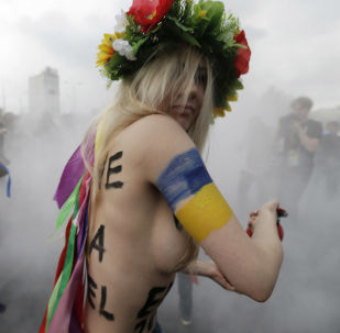 Začátek konce: hnutí Femen
