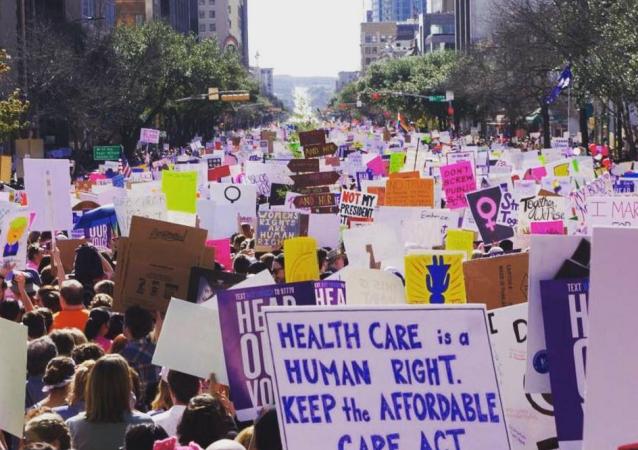 Ženský pochod