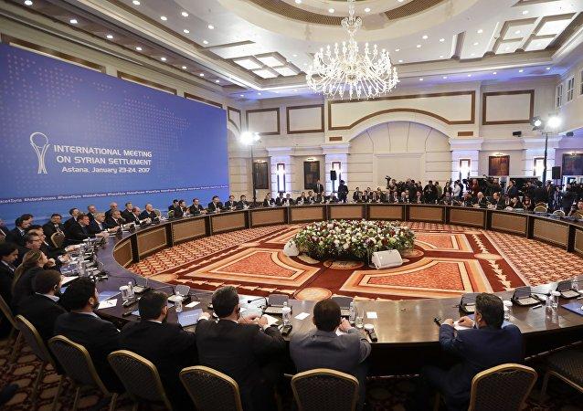 Jednání v Astaně