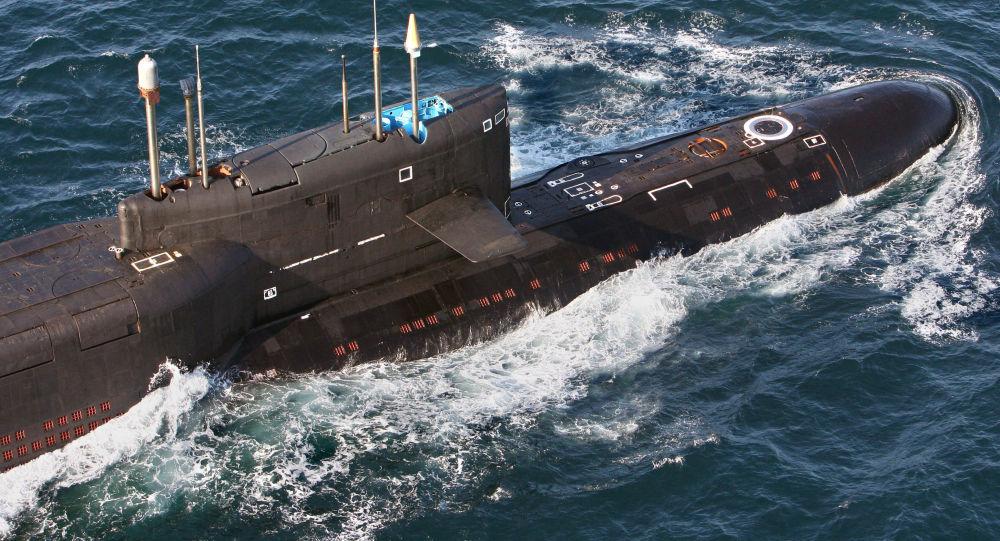 Sovětská ponorka