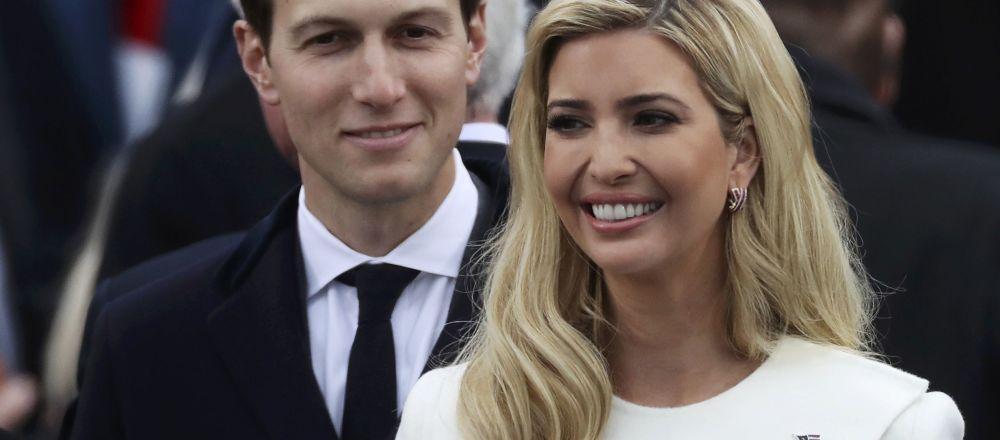 Ivanka Trumpová a její manžel Jared Kushner