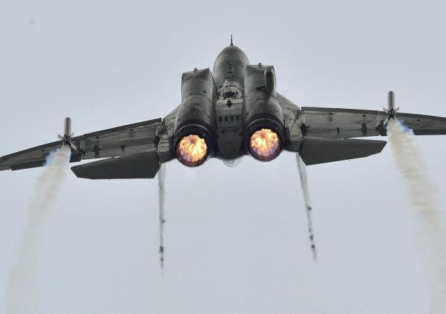 Ruská stíhačka MiG-35