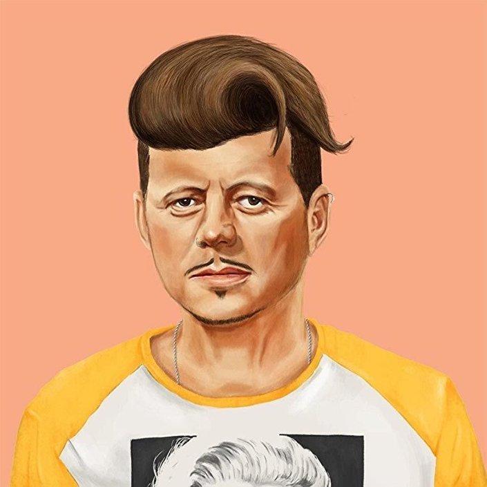 Bývalý americký prezident John Kennedy