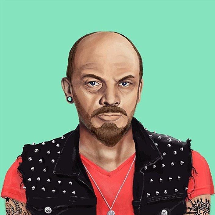 Vladimír Lenin