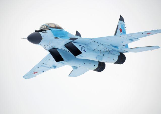 Generace 4++: prezentace stíhačky MiG-35