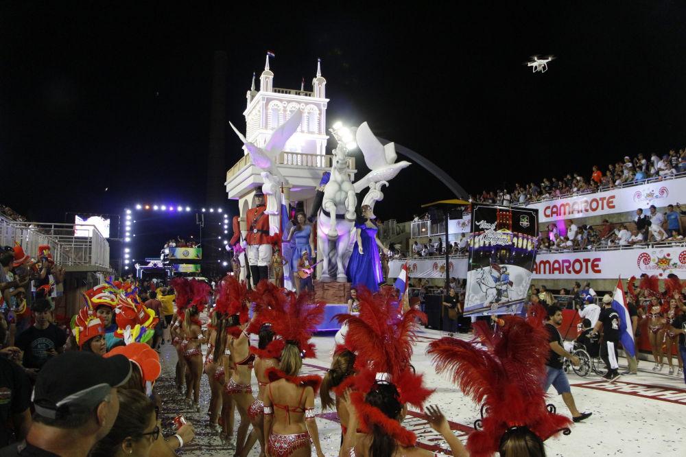 Každoroční karneval se zde koná od roku 1916