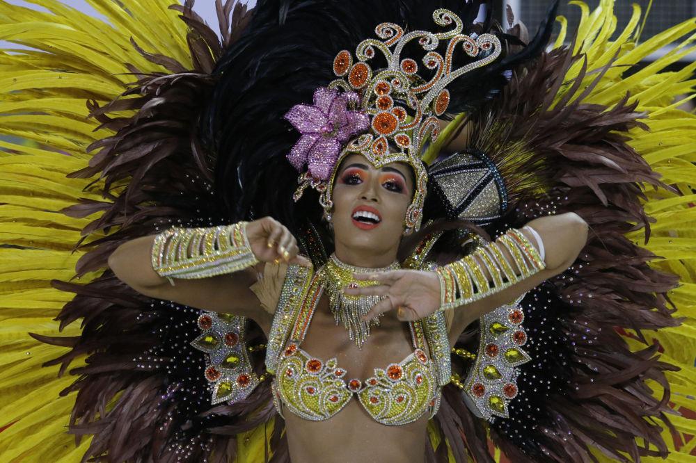 Paraguayský karneval trvá pět víkendů v řadě