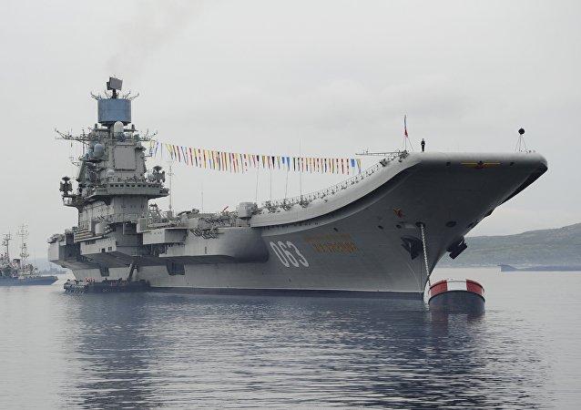 První bojová výprava Admirála Kuzněcova