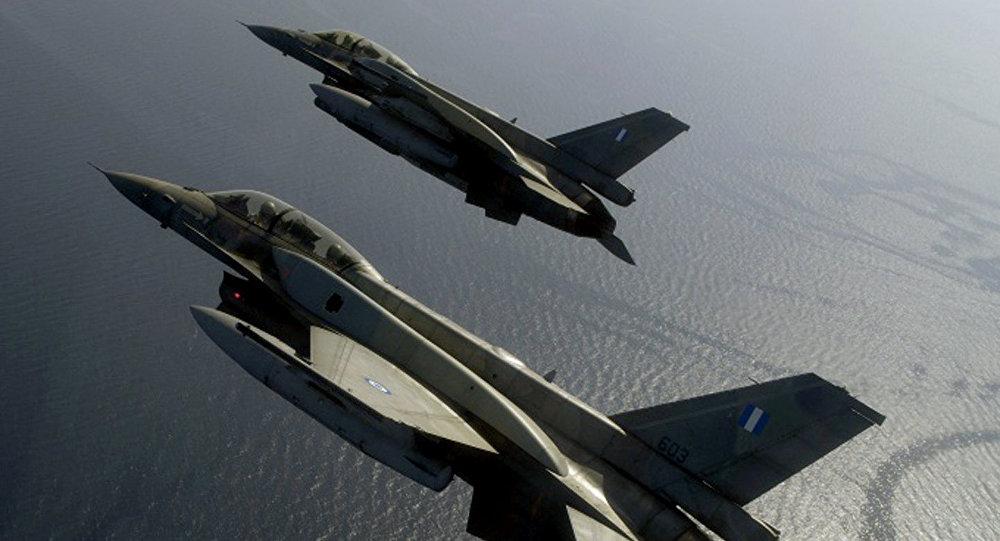 Letoun F-16