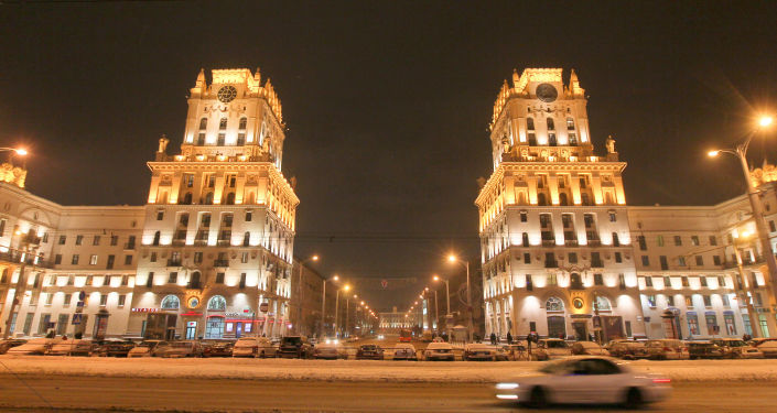 Minsk, Bělorusko