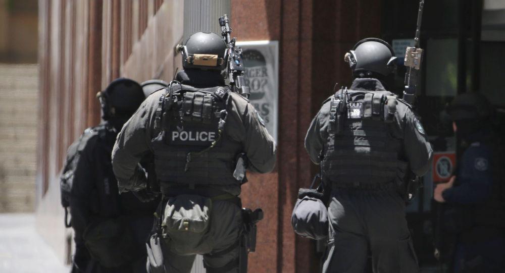 Australští policisté