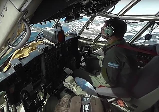 Antarktida. Video 360