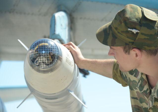 Raketa typu země-vzduch