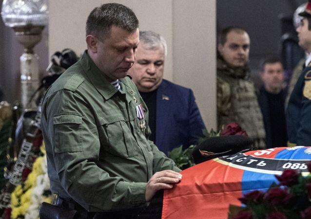 Pohřeby Michaila Tolstych