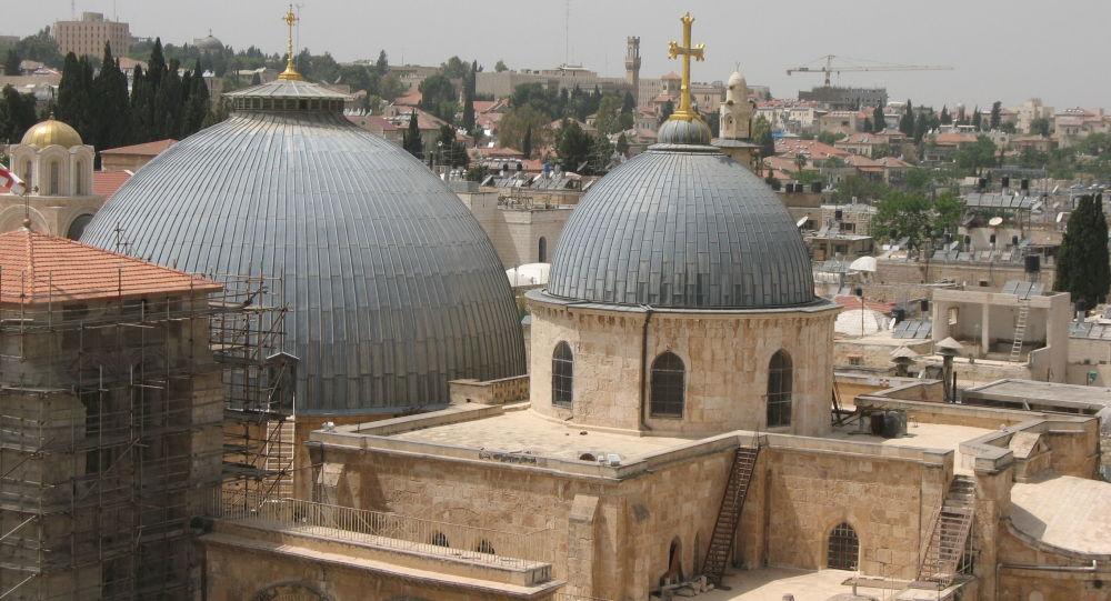 Jeruzalém, Izrael