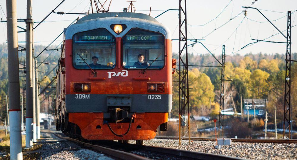 Vlak RŽD