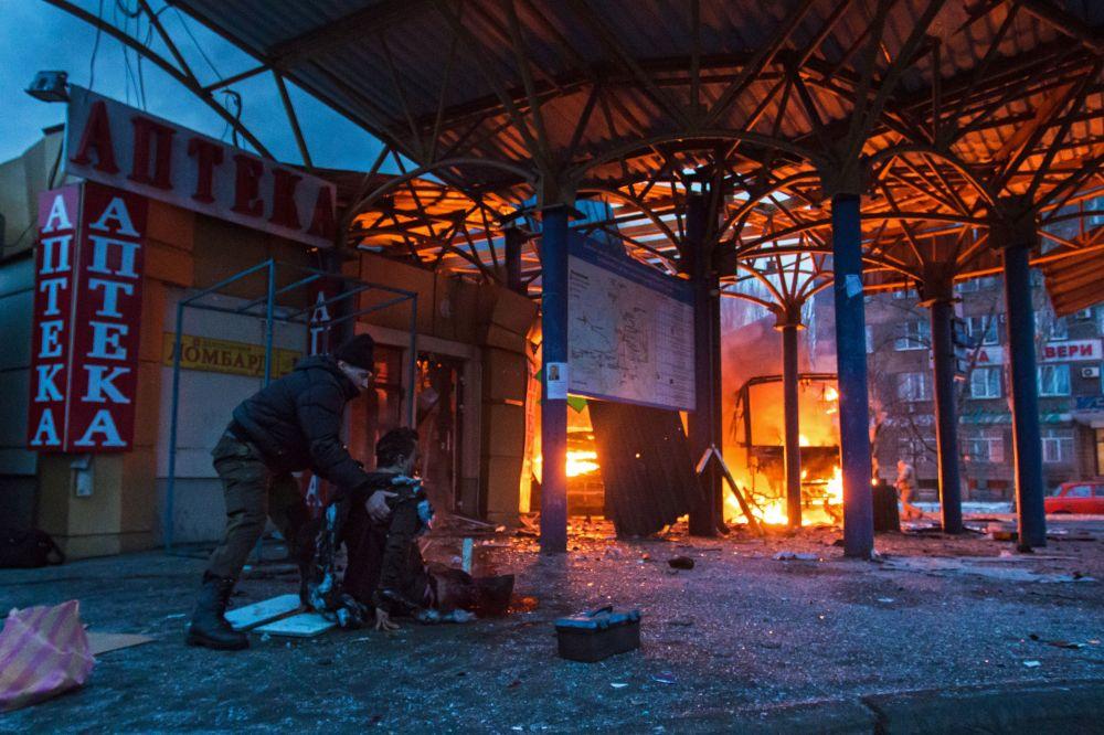 Donbas: dva roky od podepsání minských dohod