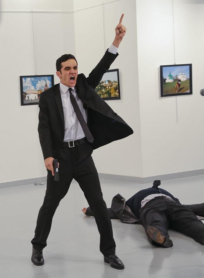 Vrah velvyslance Andreje Karlova