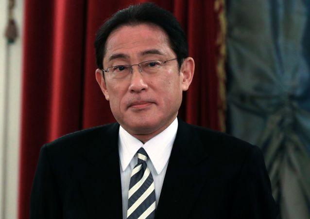Japonský ministr zahraničních věcí Fumio Kišida