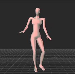 Britští vědci zmodelovali ideální ženský tanec