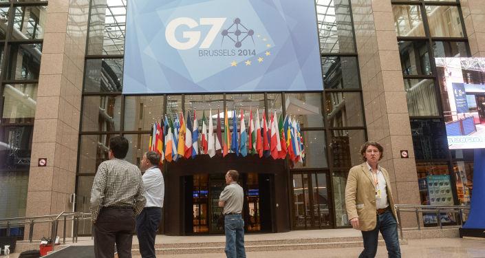 Summit G7. Ilustrační foto