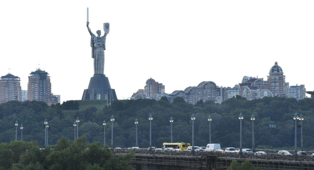 Pomník Matka vlast v Kyjevě