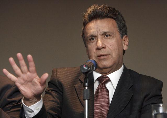 Ekvádorský prezident Lenín Moreno