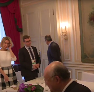 Lavrov před schůzkou s generálním tajemníkem MAAE prověřil pracovnu na odposlech