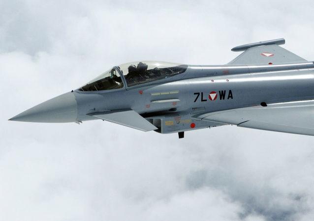 Víceúčelová stíhačka 4. generace Eurofighter Typhoon