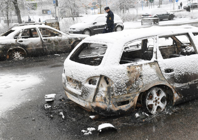 Nepokoje ve Stockholmu