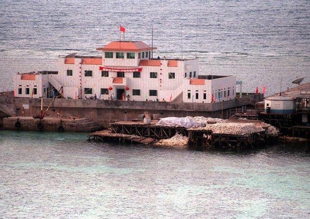 Spratlyovy ostrovy