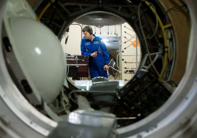 Ruský kosmonaut Oleg Kononěnko