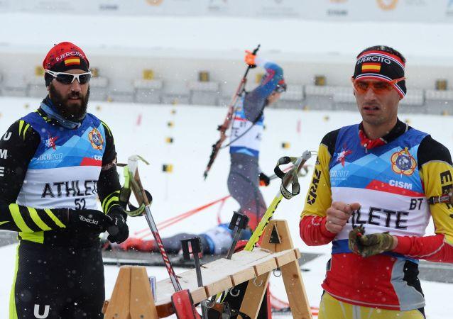 Španělští sportovci
