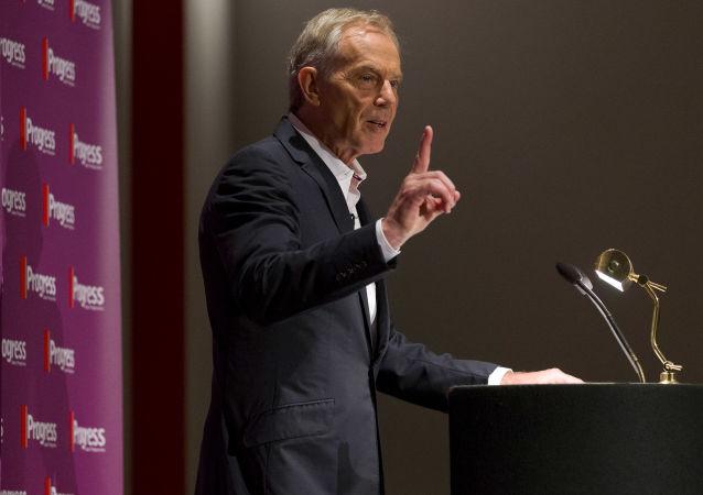 Bývalý britský premiér Tony Blair. Ilustrační foto