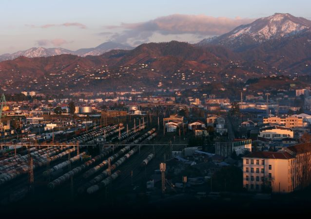 Batumi, Gruzie
