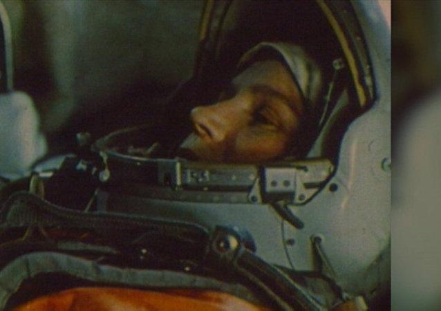 První kosmonautka Valentina Těreškovová