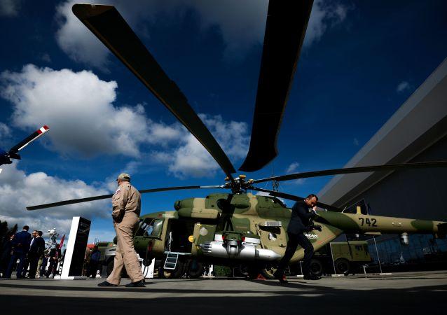Víceúčelový vrtulník Mi-17B-5
