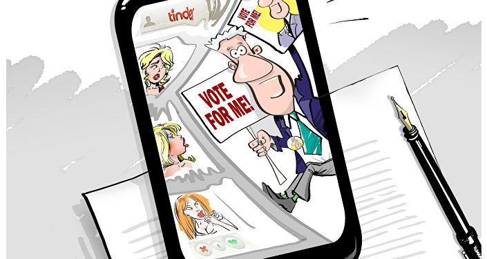 Nové technologie ve volební kampani z Dánska