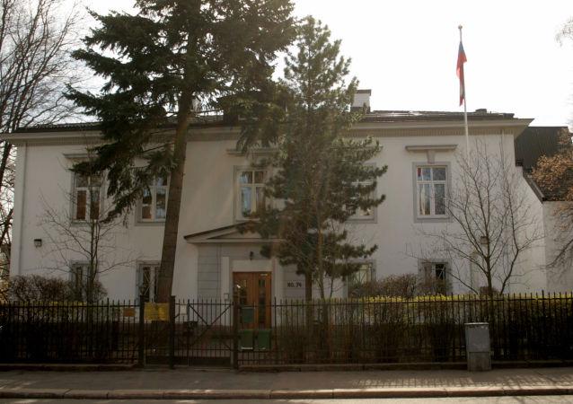 Ruské velvyslanectví v Oslu
