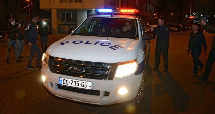 Nepokoje v Batumi