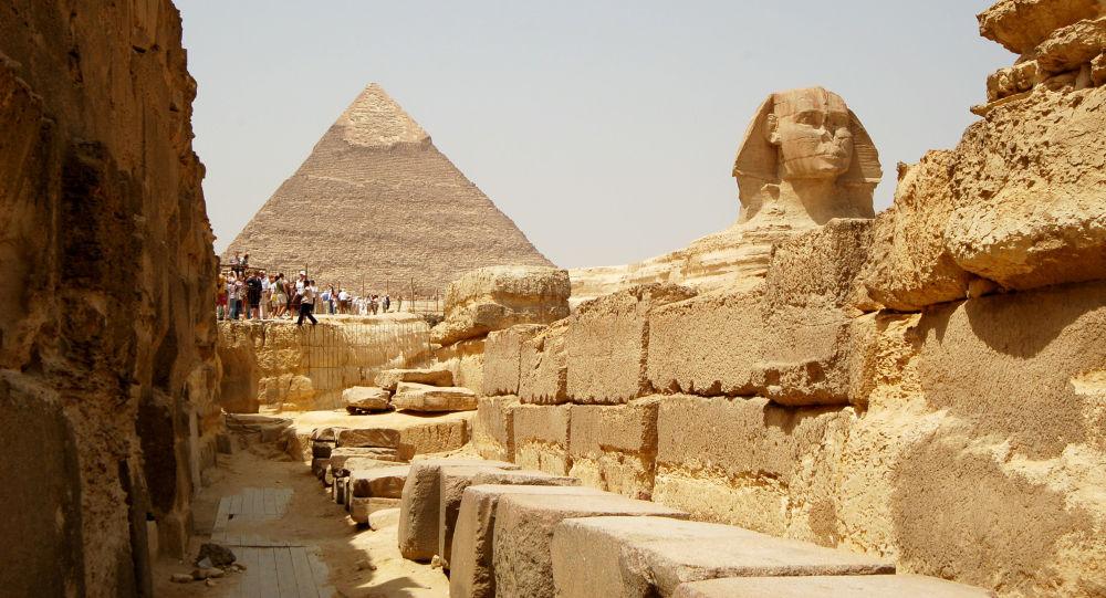 Egypt. Ilustrační foto