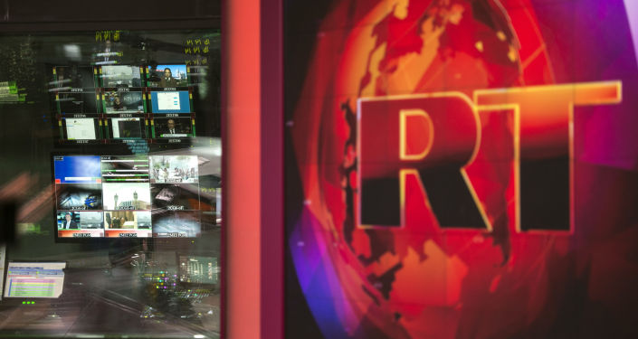 Televize Russia Today