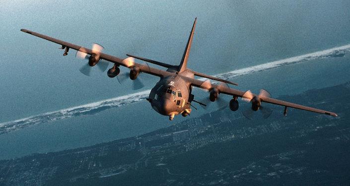 Letadlo As-130 (ilustrační foto)
