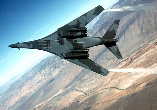 Americké útočné letadlo B-1B Lancer