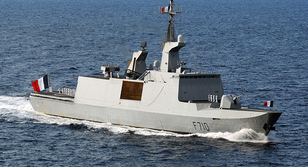 Francouzská fregata La Fayette
