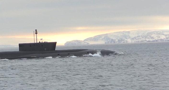Ministerstvo obrany předvedlo obtížnou službu námořníků ponorek