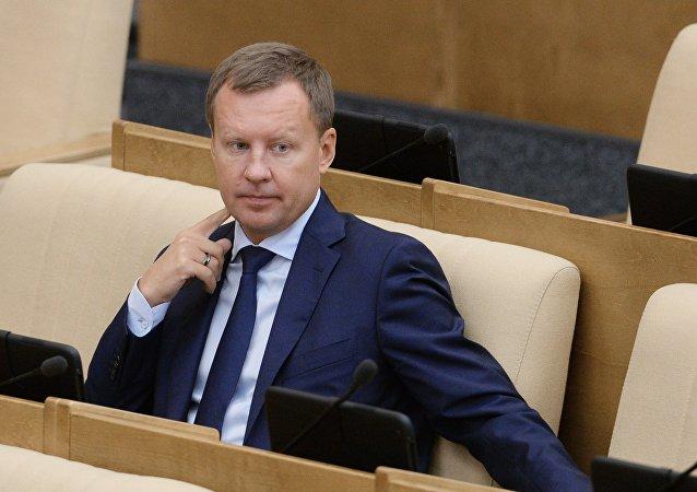 Bývalý poslanec ruské Státní dumy Denis Voroněnkov