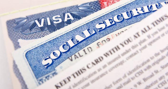 Americké vízum